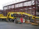 大型店舗新築工事 配管コンクリート打設:拡大画像4
